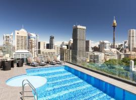 悉尼铂尔曼海德公园酒店