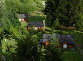 卡瓦尼亚斯佛朗哥山林小屋, Trevelín (Los Alerces National Park附近)