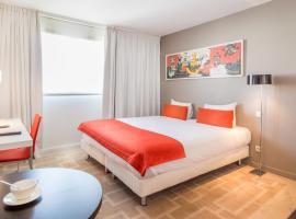 马赛阿德吉奥西帕克公寓式酒店
