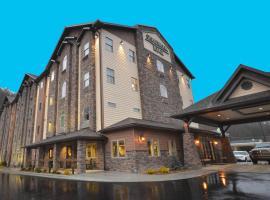斯通布鲁克旅馆, Cherokee