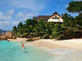 帕特坦村酒店, 拉迪格岛