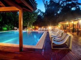 坎特拉瑟瓦东山林小屋酒店