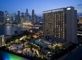 新加坡文华东方酒店