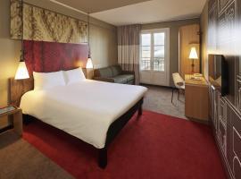 宜必思斯特拉斯堡中心酒店