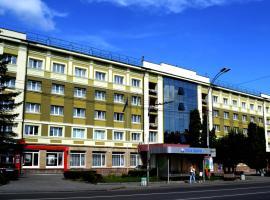 捷尔诺波尔酒店