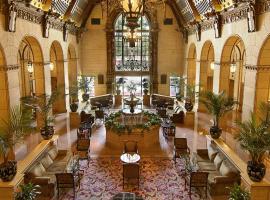 洛杉矶比尔特莫尔千禧国际酒店