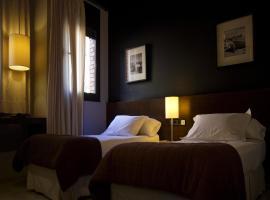 巴达洛纳旅馆