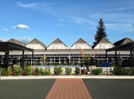 罗托鲁瓦湖酒店