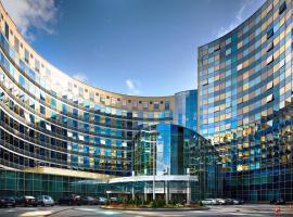 明斯克维多利亚奥林匹克酒店及商务中心
