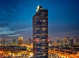 迪拜购物中心街达玛克酒店