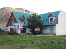 拉戈德尔德斯尔托酒店, 厄尔查尔坦
