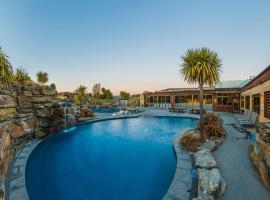 橡树岭瓦纳卡湖度假酒店