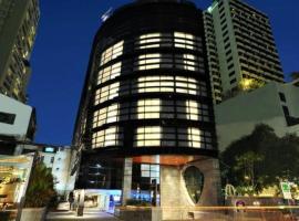 Rembrandt Sukhumvit,位于曼谷的酒店
