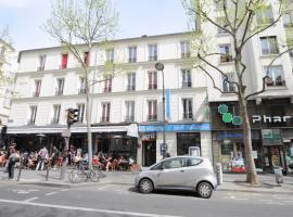 西波特巴黎甘贝塔共和酒店