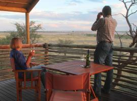 Suricate Tented Kalahari Lodge