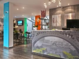 帕特里克哈亚特阿尔法巴黎埃菲尔铁塔酒店