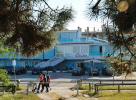 乐顿妮酒店, 丽都阿德里亚诺