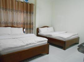 星萨莫得旅馆