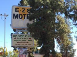 EZ 8爱尔波特汽车旅馆