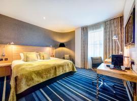派克斯爱丁堡城市酒店