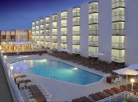 艾克纳钻石海滩酒店 , 威尔伍德克拉斯特