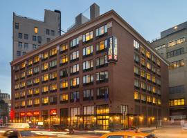 纽约/特里贝卡希尔顿花园旅馆