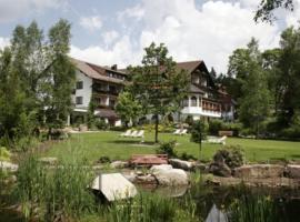沃尔德布里克尼比斯酒店
