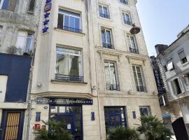 The Originals Boutique, Hôtel La Tour Intendance, Bordeaux (Qualys-Hotel)