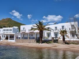 银滩酒店, Grikos