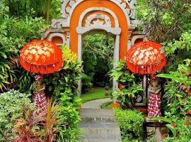 普瑞岑达纳度假酒店巴厘岛