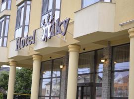 Hotel Miky, 阿拉德