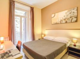 罗马市中心马赛克酒店
