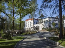 Hotel SPA Dr Irena Eris Polanica Zdrój, 波兰尼卡-兹德鲁伊