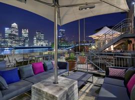 伦敦希尔顿逸林酒店 - 港口河畔