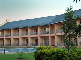 克雷斯塔马江花园酒店