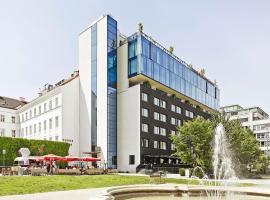 维也纳博物馆区25小时酒店