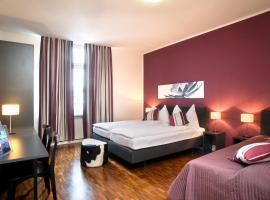 霍廷根酒店 _x000D_