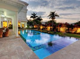本迪哈多蒂宫殿酒店