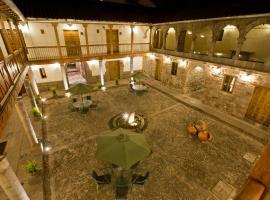 提阿瓦非凡库斯科中心酒店