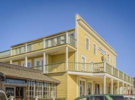 门多西诺酒店及花园宾馆