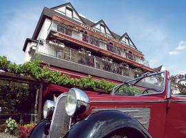 Hotel Garni Rheinpracht, 坎普-波恩霍芬