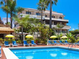 唐玛诺利透酒店,位于拉克鲁斯的酒店