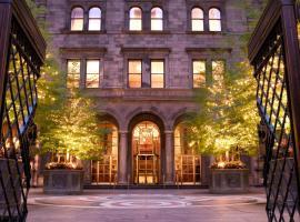 乐天纽约皇宫酒店