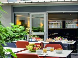 贝朗布阿城市酒店
