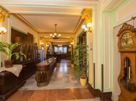 蒂萨河温泉酒店