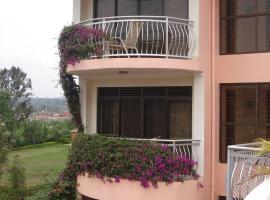 Spannet suites, Mbarara (Rwampara附近)