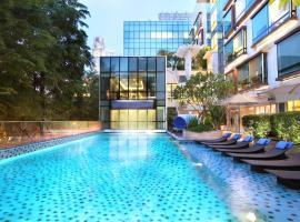 Park Regis Singapore (SG Clean),位于新加坡政府大厦地铁站附近的酒店