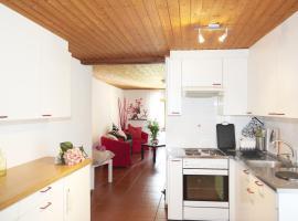 塞克与艾薇塔公寓, Roveredo