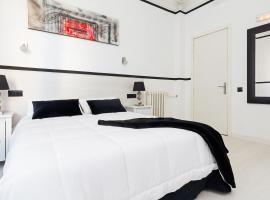 63号大道旅馆,位于马德里的旅馆