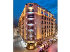 伊斯坦布尔苏黎世酒店